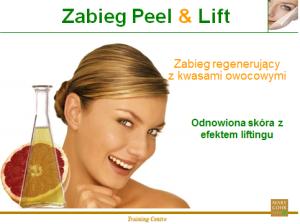 Zabieg Peel & Lift